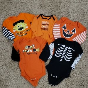 Other - Halloween onesies